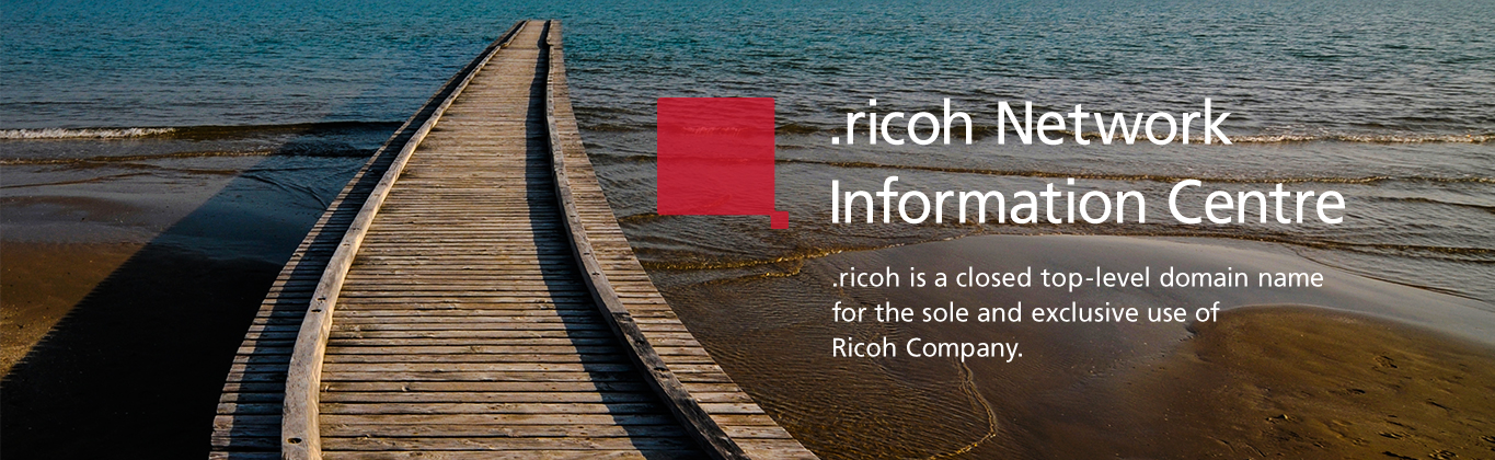 .ricoh Network Information Centre
